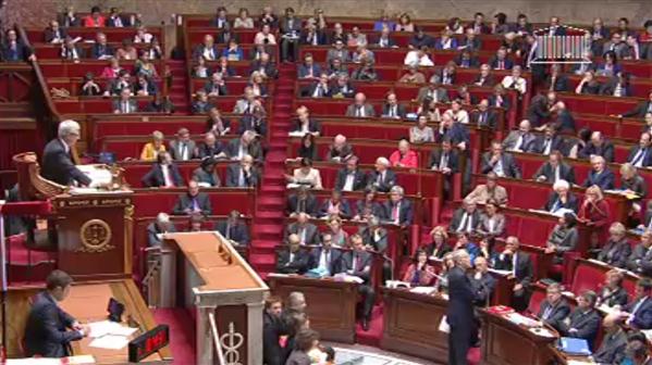gouvernement assemblée nationale députés
