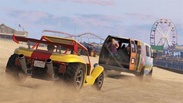 GTA Online DLC Beach Bum