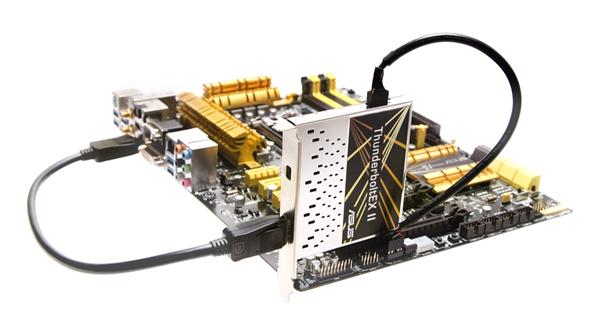 Asus ThunderboltEX II Z87 Pro