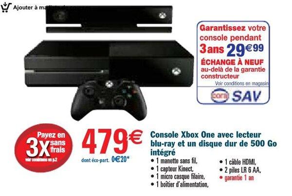 Cora Xbox One