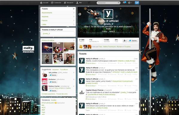 Twitter Melty M4GIC
