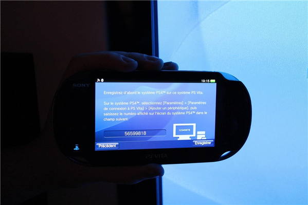 Lien PS Vita PS4