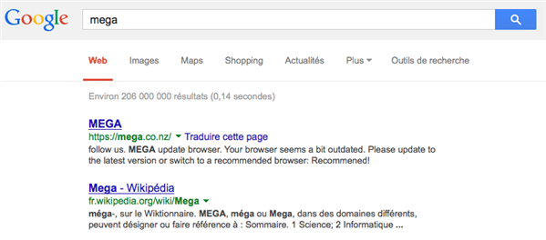 mega google
