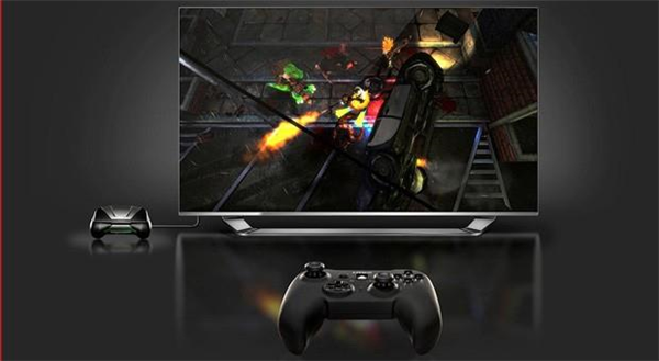 NVIDIA Shield Console Mode Gamestream