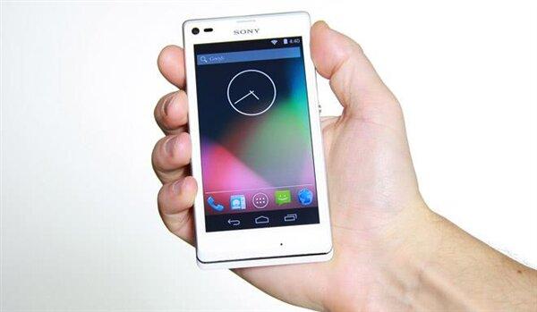 Sony Xperia L AOSP