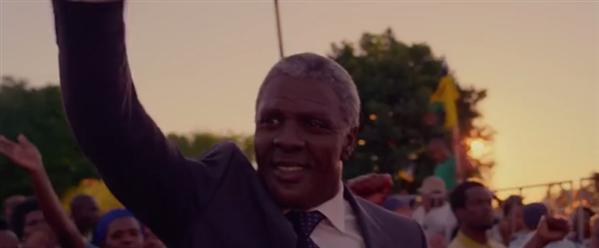Nelson Mandela biopic