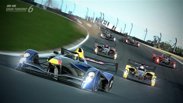 Red Bull X Challenge Gran Turismo 6