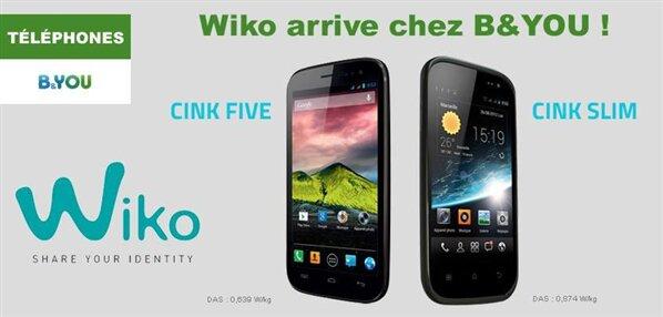 Wiko B&You
