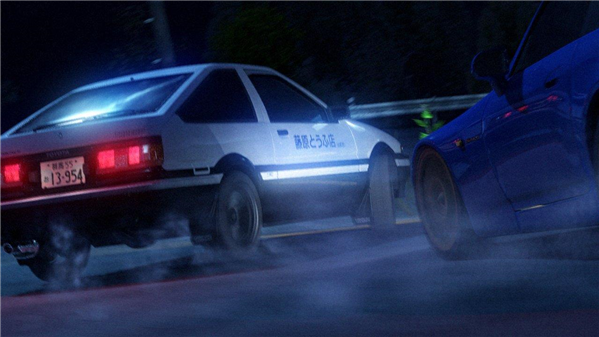 Initial D: Perfect Shift Online