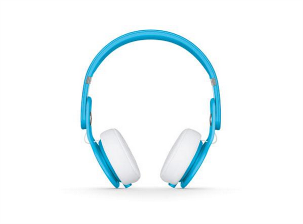 Casque Beats Mixr Neon Blue