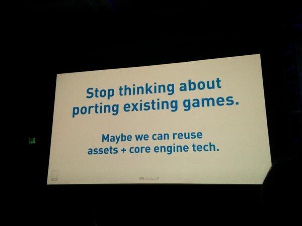 Valve VR conférence