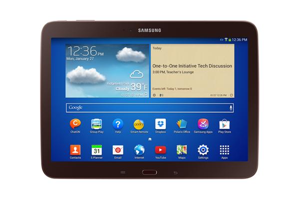 Galaxy Tab for Education