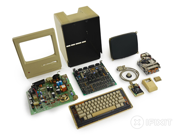 iFixit Mac 128K