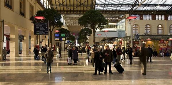 Gares SNCF