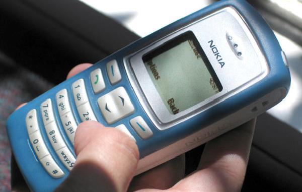 sms nokia téléphone