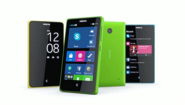 Nokia X MWC