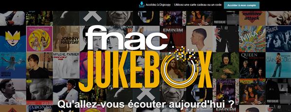 Fnac Jukebox