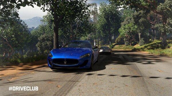 Driveclub Gamescom