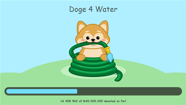 Doge4Water