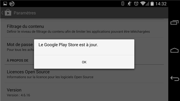 Google Play Store Android