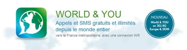 B&You World&You