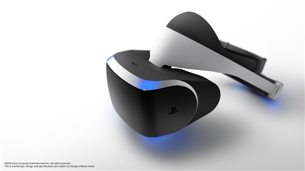 Sony Project Morpheus VR