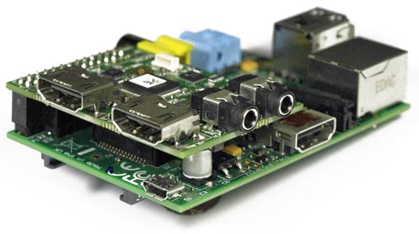 Raspberry Pi HDMI IN