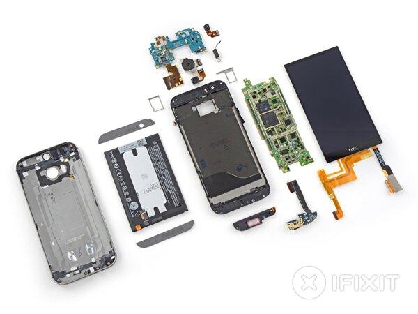 iFixit HTC One (m8)