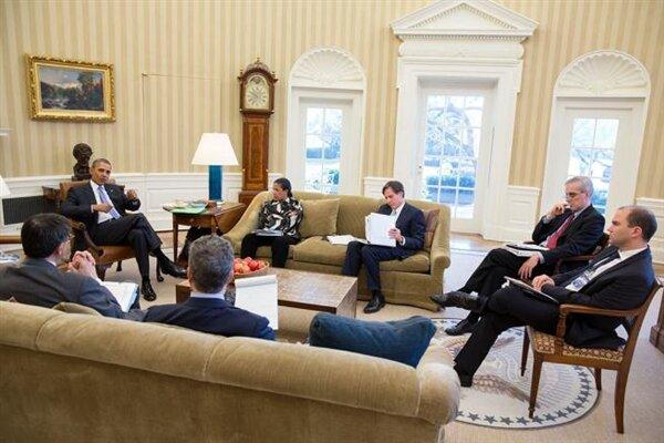 maison blanche obama