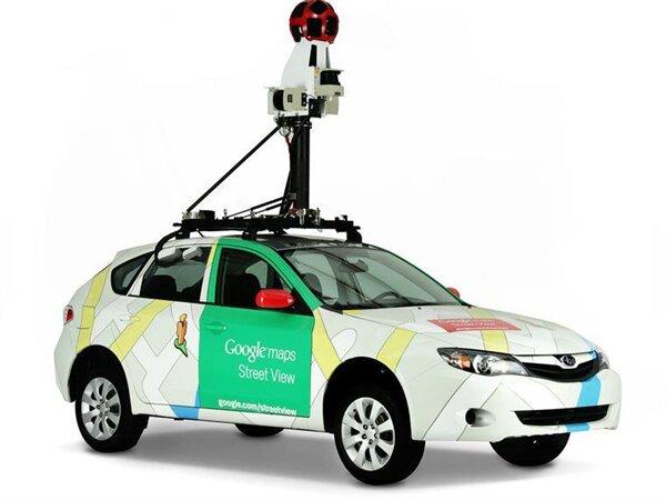 google car street vieux