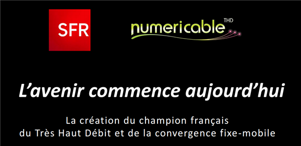 Numericable SFR