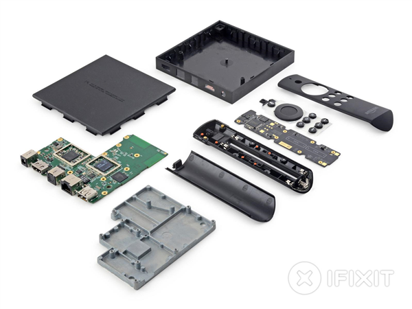Fire TV iFixit
