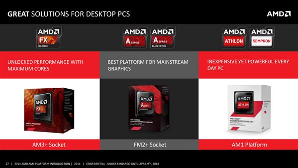 AMD Socket AM1 Jaguar