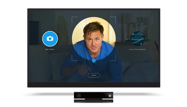 Skype Xbox On e