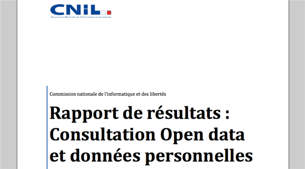cnil open data