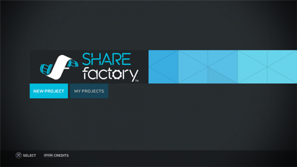 Share Factory PS4