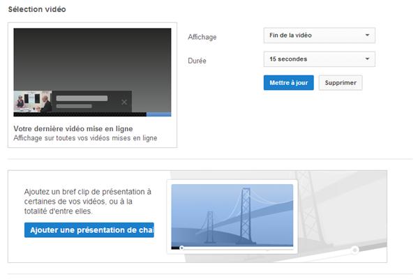 YouTube Présentation