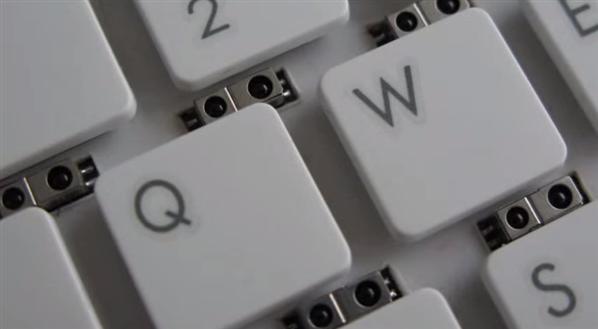 Microsoft Proto Clavier Type Over Swipe