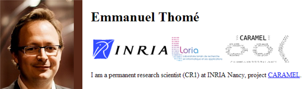 Emmanuel Thomé