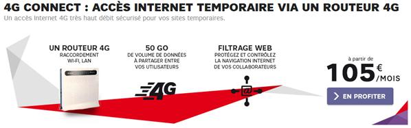 4G Connect SFR