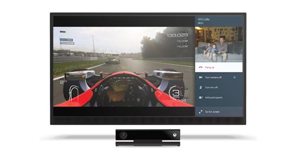 Skype Xbox One