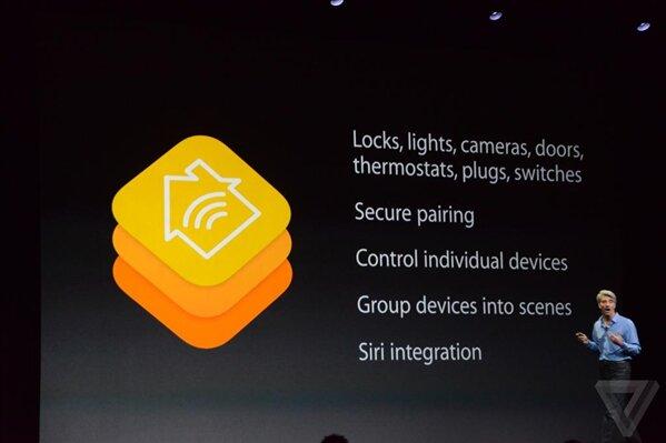 WWDC iOS 8