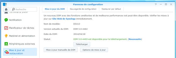 DSM 5.0