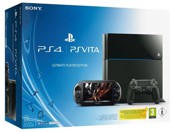 PS4 + PS Vita