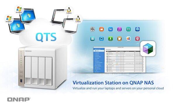 QNAP QTS 4.1 TS-x51