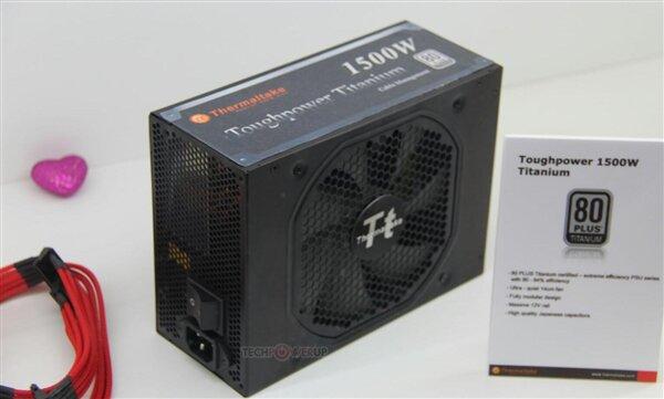 Toughpower Titanium 1500 W