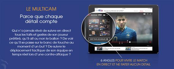 Multicam TF1