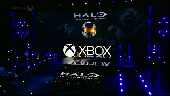 Microsoft E3 2014  Halo