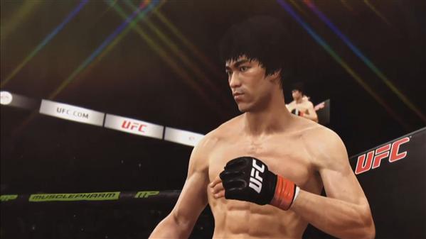 E3 2014 EA UFC