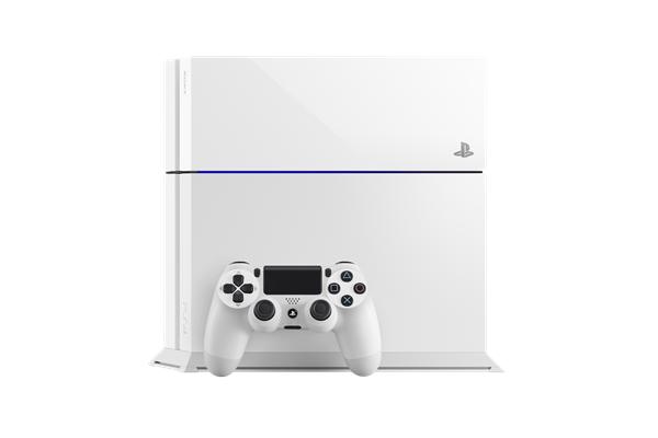 PlayStation 4 Blanche